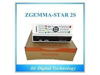 Zgemma Star 2s With IPTV Package