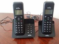 Binatone Dual Telephone set