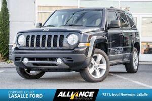 2011 Jeep Patriot LIMITED | 4X4 | GPS | CUIR | BLUETOOTH |