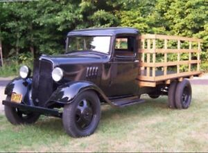 Looking for 1934 Chev 1 1/2 ton truck parts