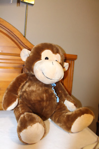 Curious George Stuffie
