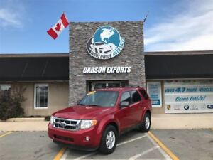2010 Ford Escape XLT LOOK! FINANCING AVAILABLE!