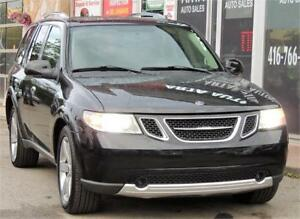 2008 Saab 9-7X Aero*LEATHER*SUNROOF*AWD