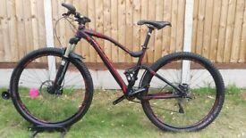 Mondraker Factor Custom 29 Inch heel Full Suspension Trail Bike - £300 deposit & £66.66 x12 months