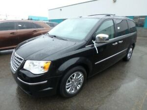 2008 Chrysler Town & Country Limitée/GPS-CUIR-TOIT-DVD / Finance