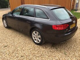 Audi A4 Avant 2.0 TDI SE, Very Good Condition, One Owner from new