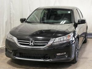 2014 Honda Accord Touring Sedan 6MT w/ Navigation, Leather, Sunr