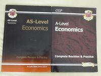 CGP Economics Complete Revision & Practice (prices in description)