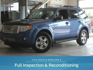 2009 Ford Escape XLT-Heated Seats-Remote Start-Power Driver Seat