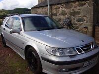 Saab 9.5 SE Turbo Automatic Estate - 2000 - NOW SOLD