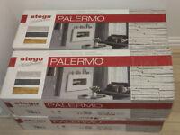 Decorative Tiles - PALERMO White
