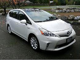 Toyota Prius V Touring GPS+Cuir+Toit Panoramique