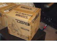 DS18 HELLION-12.4D 12'' SPL Competition 3,500 Watts Max Dual Voice Coil 4 Ohms