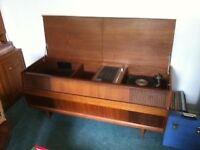 HMV Radio gram/Classic 1970's model