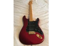 Stratocaster USA 1997 Maple neck Fender custom