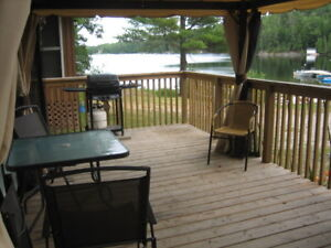 2 Bedroom  Waterfront Cottage for Family Vacation
