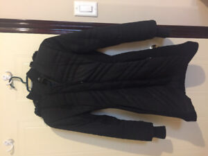 Guess winter coat with hood