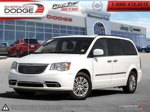 2016 Chrysler Town & Country TOURING-L|DUAL OVERHEAD DVD/BLUE-RA