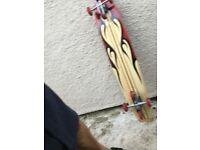 MacDaddy American longboard....very scarce .