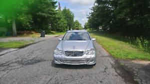 MERCEDES C 280 4MATIC 2006