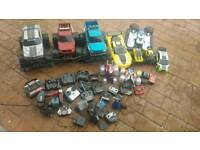 Remote Contol Cars Job Lot