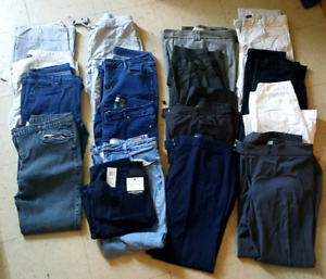 Ladies pants 12-14  Calvin Klein jeans tag still attached