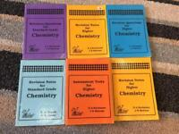 Revision notes, questions and assessments for Chemistry