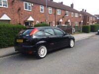 swap only Ford Focus st170 swap for mondeo diesel or 7 seater or estate car what you got