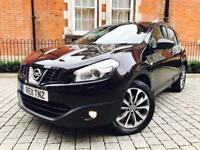 2011 Nissan Qashqai Tekna 2.0dci AUTOMATIC** FULLY LOADED** 1 OWNER ** FSH**PX WELCOME
