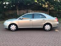 TOYOTA AVENSIS 2.0 D LOW MILES