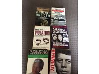 Over 200 quality books..quick cheap sale
