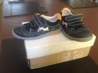 Clarks Infant Boys Shoe 5E