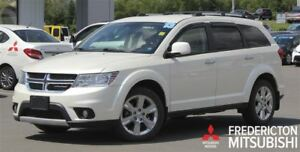 2013 Dodge Journey R/T! AWD! HEATED LEATHER! ONLY 47K!