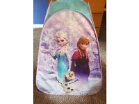 Frozen play tent