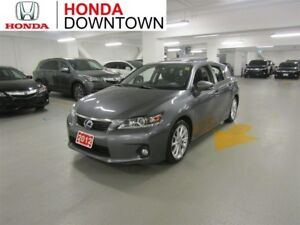 2012 Lexus CT 200h Base