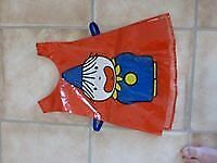 Toddler Wipeable apron