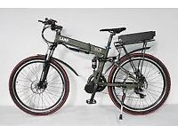 Mid Drive Electric Bike Conversion Kit 36v250w/48v 500w