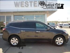 2014 Chevrolet Traverse LT 3.6L AWD 8Pass Backup Camera Remote S