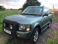 Range Rover 3.0 Diesel Automatic