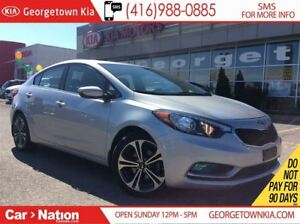 2016 Kia Forte 2.0L SX | NAVI | SUNROOF | BACKUP CAM |