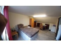 Large studio flat in Harrow fully furnished and refurbished including bills £850 per month