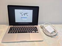 "Apple MacBook Pro Retina Early-2015 13.3"" 2.7GHz i5 8GB RAM 256GB SSD MF840B/A"