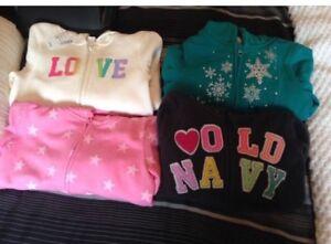 Girls 5-6 sweaters