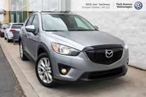 2014 Mazda CX-5 GT + Navigation