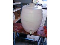 40 Pint Home Brew Pressure Barrel
