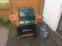 brand new gas burner bbq