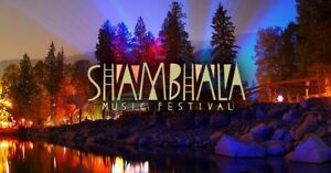 Shambhala Music Festival Ticket