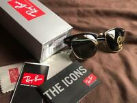 Rayban Clubmaster RB3016 51mm Brand New