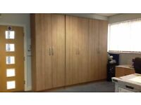 Tall High Quality Office Furniture/Cupboards