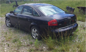2001 Audi A6 Sold to best offer